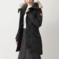 CANADA GOOSE ダウンジャケット ROSSCLAIR PARKA FUSION FIT