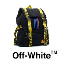★OFF-WHITE★ PUFFY OVERSIZE バックパック