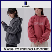 ◆FAMACOLLECTION◆ VASHEY PIPNG HOODIE (全2色)