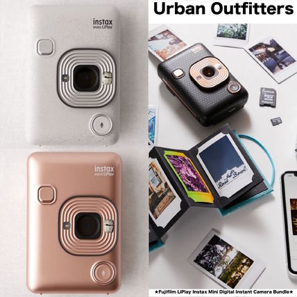 Urban Outfitters カメラ・カメラグッズ 【Urban Outfitters】レトロ☆●Mini Digital Instant Camera