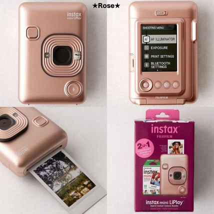 Urban Outfitters カメラ・カメラグッズ 【Urban Outfitters】レトロ☆●Mini Digital Instant Camera(5)