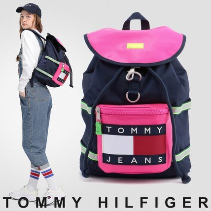 Tommy Hilfiger バックパック・リュック TOMMY JEANS アイコンバックパック 関税なし 国内買付 すぐ届く