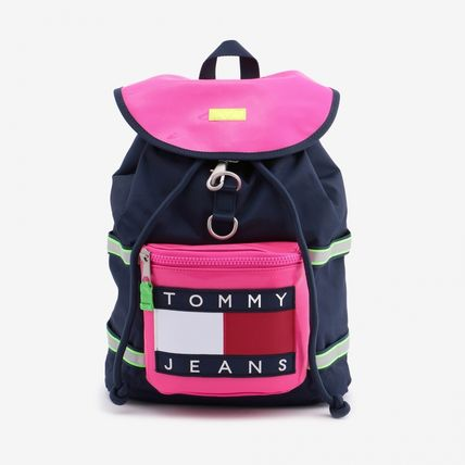 Tommy Hilfiger バックパック・リュック TOMMY JEANS アイコンバックパック 関税なし 国内買付 すぐ届く(2)