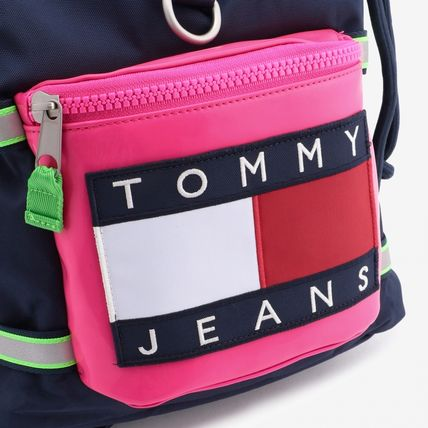Tommy Hilfiger バックパック・リュック TOMMY JEANS アイコンバックパック 関税なし 国内買付 すぐ届く(4)