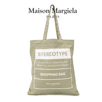 Maison Margiela☆PRINTED TOTE BAG トート バッグ