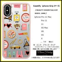 Casetify iphone Gripケース♪BEAUTY ESSENTIALS BY BODIL...♪
