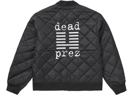 Supreme アウターその他 Supreme dead prez Quilted Work Jacket AW FW 19 WEEK 15 2019