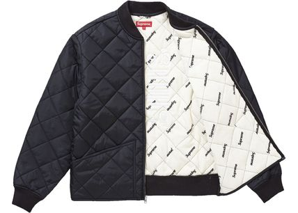 Supreme アウターその他 Supreme dead prez Quilted Work Jacket AW FW 19 WEEK 15 2019(2)