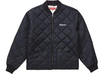 Supreme アウターその他 Supreme dead prez Quilted Work Jacket AW FW 19 WEEK 15 2019(3)
