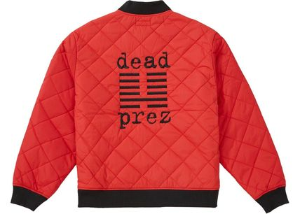 Supreme アウターその他 Supreme dead prez Quilted Work Jacket AW FW 19 WEEK 15 2019(6)
