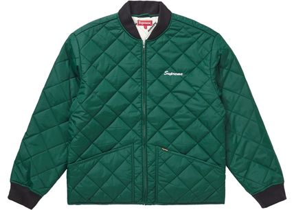 Supreme アウターその他 Supreme dead prez Quilted Work Jacket AW FW 19 WEEK 15 2019(7)