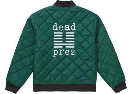 Supreme アウターその他 Supreme dead prez Quilted Work Jacket AW FW 19 WEEK 15 2019(9)