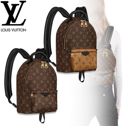Louis Vuitton バックパック・リュック 国内買付◆LOUIS VUITTON◆パームスプリングス バックパック PM