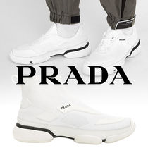 入手困難 !Prada Cloudbust High 'White'