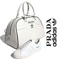 入手困難!Prada x adidas Superstar & Bag Bundle