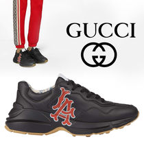 入手困難!Gucci Rhyton 'LA Angels'