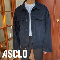 Other Washing Trigger Denim Jacket (2color)