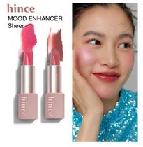 【hince】MOOD ENHANCER Sheer 全5色 [追跡送料込]