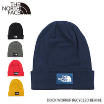 THE NORTH FACE ノースフェイス DOCK WORKER RECYCLED BEANIE ニット帽
