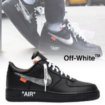入手困難!OFF-WHITE x Air Force 1 Low '07 'MoMA'