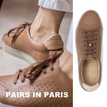 PAIRS IN PARIS(ペアーズインパリ) スニーカー 【PAIRS IN PARIS】No.2RICHELIEU MARRON GLACEスニーカー