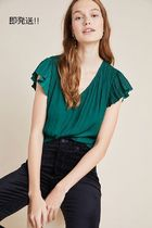 セール! Current Air Emerald Blouse
