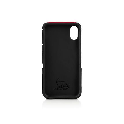 Christian Louboutin スマホケース・テックアクセサリー ★Christian Louboutin★Red-runner レッドランナー Iphone X/Xs(5)