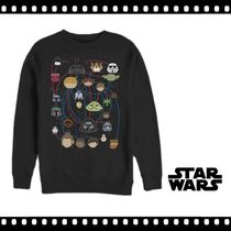 【STAR WARS】US限定★Galaxy Connected Sweatshirt トレーナー