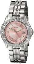 GUESS(ゲス) G75791M Stainless Steel Quartz Watch