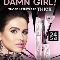 SALE【Too Faced】Damn Girl! 24-Hour Mascara(ミニサイズ)