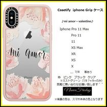 Casetify iphone Gripケース♪mi amor - valentine♪