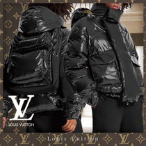 20SS【国内直営】Louis Vuitton ナイロンダウンパファーブルゾン