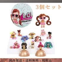 『L.O.L. Surprise』#Hairvibes 3個セット☆関税込★