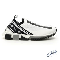 RUNNING KNIT SNEAKERS