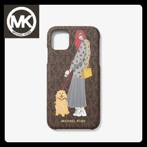 【Michael Kors】マイケルコース☆Jet Set iPhone11ケース☆