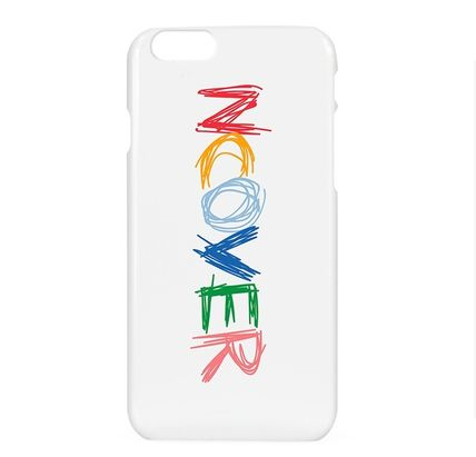 ncover スマホケース・テックアクセサリー NCOVER★Doodle logo case★iPhone ケース(2)