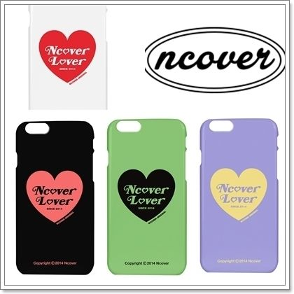ncover スマホケース・テックアクセサリー NCOVER★Heart lover case★iPhone ケース