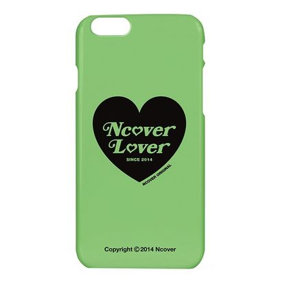 ncover スマホケース・テックアクセサリー NCOVER★Heart lover case★iPhone ケース(4)