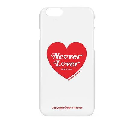 ncover スマホケース・テックアクセサリー NCOVER★Heart lover case★iPhone ケース(6)