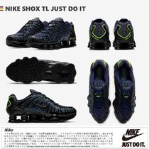日本未入荷!★NIKE SHOX TL JUST DO IT