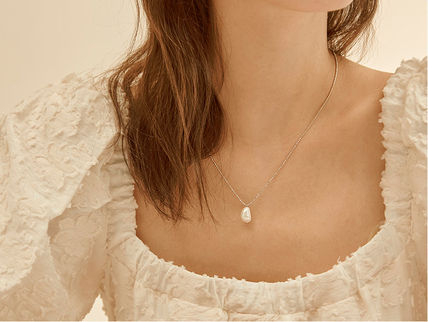 Hei ネックレス・ペンダント 【Hei】natural freshwater pearls necklace〜パールネックレス(2)
