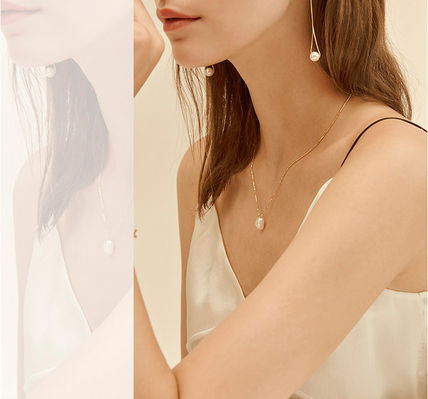 Hei ネックレス・ペンダント 【Hei】natural freshwater pearls necklace〜パールネックレス(9)
