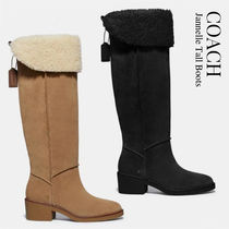 COACH★Jannelle tall boots ジャネール トールブーツ 送料込