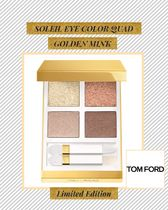 TOM FORD☆EYE COLOR QUAD☆ゴールデンミンク《限定パッケージ》