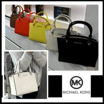 Michael Kors☆ELLIS SM CONV SATCHEL 2WAY サッチュル/送・税込