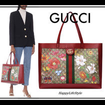 lovely♪◇Ophidia ミディアム トートバッグ◇GUCCI