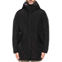 WOOLRICH MOUNTAIN PARKA メンズダウン WOCPS2734 BLK