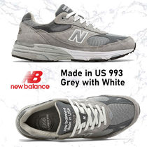 完売必須!! お早めに! NEW BALANCE Made in US 993 Grey/White