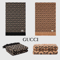 ★GUCCI★ GG pattern throw ☆ブランケット☆