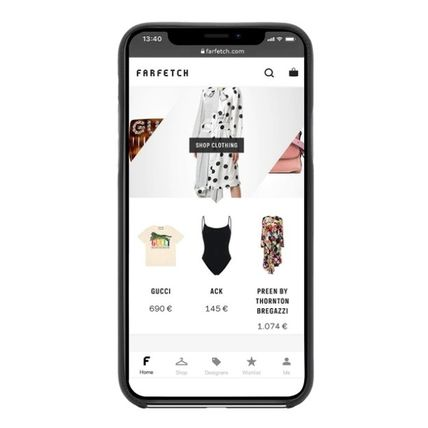 Off-White スマホケース・テックアクセサリー ★安心の国内発送★人気商品★Off-white Tape Arrows iPhone XS(3)